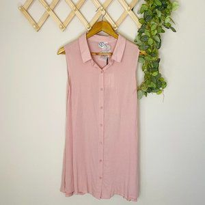 Silver Wishes Size 12 Pink Blouse BNWT